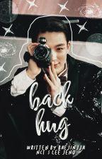 Back Hug  by Baejinjja