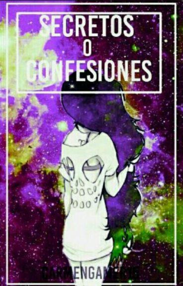 Secretos o confesiones