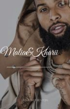 Malia&Khari II by fiftyslays