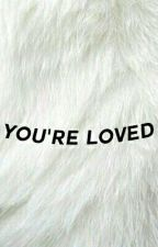 you're loved ▶ challenges and tags by lovewpauthors
