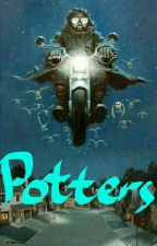 THE POTTERS AND THE PHILOSOPHER'S STONE  by catsandunicorns11