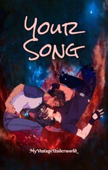 Your Song (Klance AU)