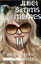 Memes de Juliet Simms! by Sweety_Kitten