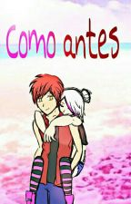 COMO ANTES-FNAFHS-FOXANGLE by soy_fujoshi