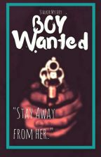 Boy Wanted by CUniQue_Love