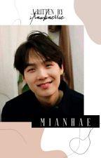 mianhae | senpai book 2 by strawbaerrie