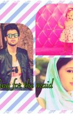 MaNan: Falling for the maid!!! (slow updates) by Angel1890love