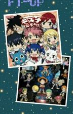 Thành phố hiện đại fairy tail-one piece by happylifewithcake