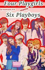 Four play girls meets Six play boys by mushroom_610