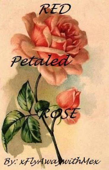 Red Petaled Rose by xFlyAwayWithMex