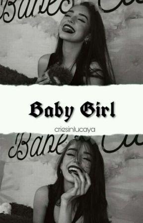 baby girl • [l.f+m.h] by criesinlucaya