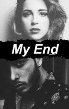 My End (Blas Auryn) by mariaatorr