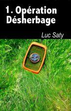 1. Opération Désherbage by lucsaty