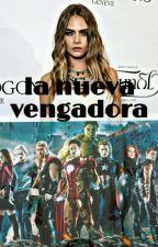 la nueva vengadora ( CANCELADA ) by __whitelite__