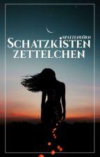 Schatzkistenzettelchen by Spatzenhirn