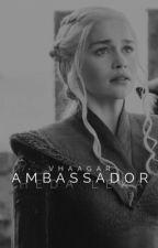 Ambassador | Heda Lexa by voguhee