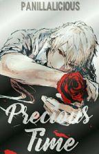 Precious Time - Zen x MC [Mystic Messenger Ficlet] by Panillalicious
