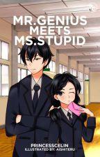 Mr.Genius Meets Ms. Stupid by princesscelin