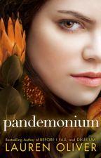 Pandemonium - Lauren Oliver by melylu2015
