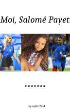Moi, Salomé Payet (en pause) by safio1804