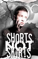 Shorts, Not Skirts. ~Joshler (Transgender) [ON HOLD] by -voiddamon