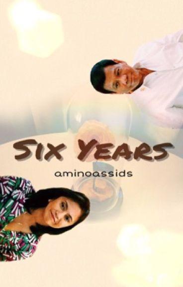 Six Years [Leni Robredo x Rodrigo Duterte Fan Fic]