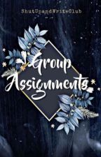 The Assignment Book by ShutUpAndWriteClub