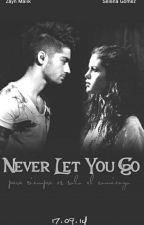 """Never Let You Go"" (Wattys2017) 《مكتملة》 by zayndanutella"