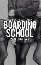 Boarding School RP by thatoneacount