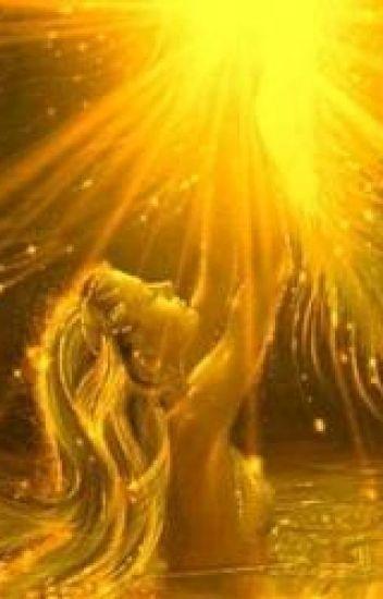 Dívka, která je napůl slunce