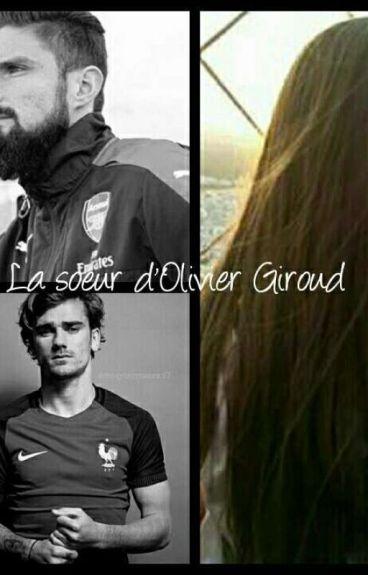 La sœur d'Olivier Giroud