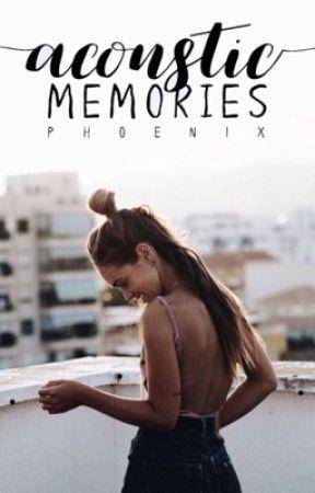 Acoustic Memories by theperfectphoenix