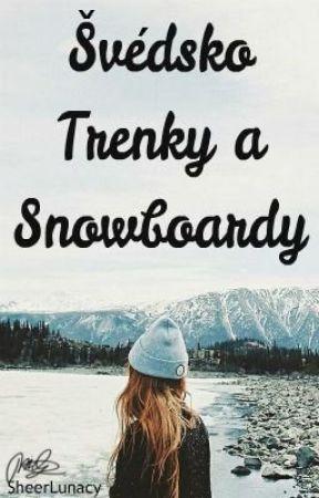 Švédsko, trenky a snowboardy by SheerLunacy