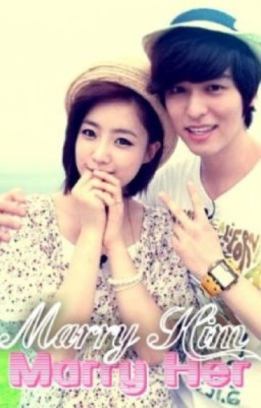 Marry him X Marry her .Oɴɢᴏɪɴɢ. by Forsakendoll