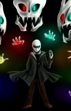 Gaster x Reader by BrownENH