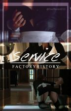 SERVICE «J.B» (+16) by FactoryHistory
