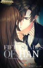 Fifty Shades of Han - Jumin Han - Mystic Messenger by Gabiosol