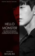 Hello monster | Kyungsoo & Haejin by minjerk