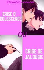 ❣⚜ Crise d'adolescence ou Crise de Jalousie ? ⚜❣ by EreriLemonhard