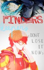 finders keepers (don't lose it now) || 707 x Male!MC by wistfulwishes