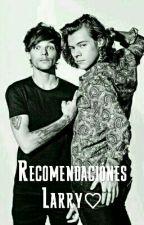 Recomendaciones Larry♡ by xBlackFlowerx