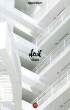 devil - dean by sugaredelyon