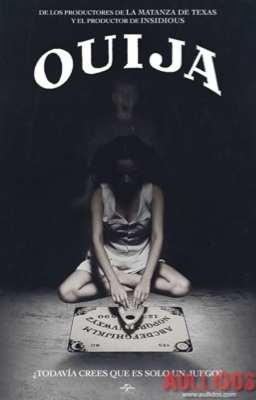 The ouija board by MathiasAlexandru