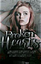 Broken Hearts || Paul Lahote by dprandall21