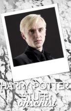 Harry Potter Stuff by ohschist