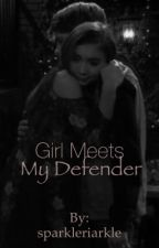Girl Meets My Defender (A Riarkle story)  by smiling-of-curiosity