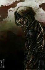 scorpion sage by Ghrest