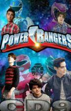 Power Rangers CD9 (COMPLETA-EN EDICIÓN) by tali_Sil
