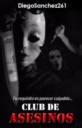 Club de asesinos  by DiegoSanchez261
