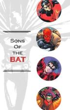 Batboys shots/reader by Nightwing01